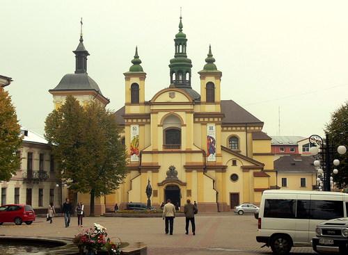 Отдых в Ивано-Франковске