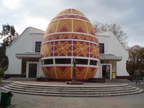 Музей писанки коломия