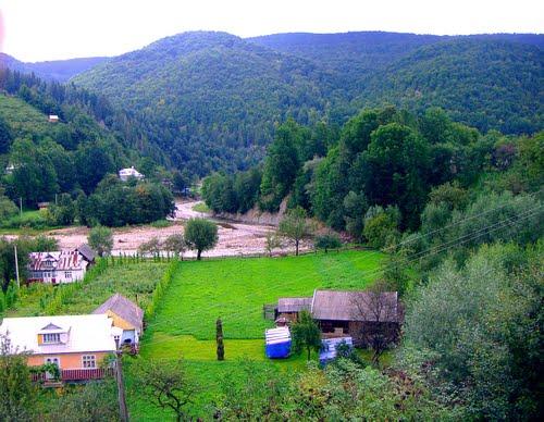 Отдых в Верховине - активный и зеленый туризм в Карпатах